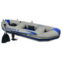 Лодка Intex Mariner 3 Set 68373